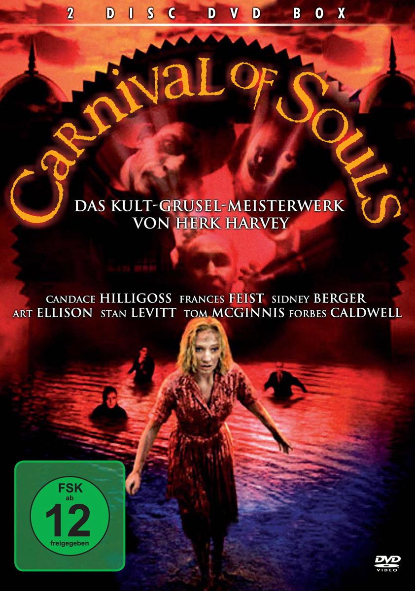 Carnival of Souls Poster