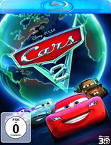 Cars 2 (Blu-ray 3D) Poster