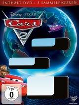Cars 2 (Limited Edition, + Sammelfiguren) Poster