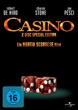Casino (Special Edition, 2 DVDs) Poster