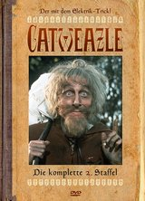 Catweazle - Die komplette 2. Staffel (3 DVDs) Poster