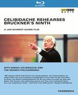 Celibidache Rehearses Bruckner's Ninth Poster