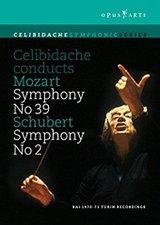 Celibidache, Sergiu dirigiert Mozart / Schubert - Sinfonie Nr. 39 / Sinfonie Nr. 2 Poster