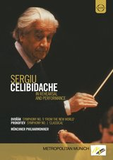 Celibidache, Sergiu - In Rehearsal and Performance Poster