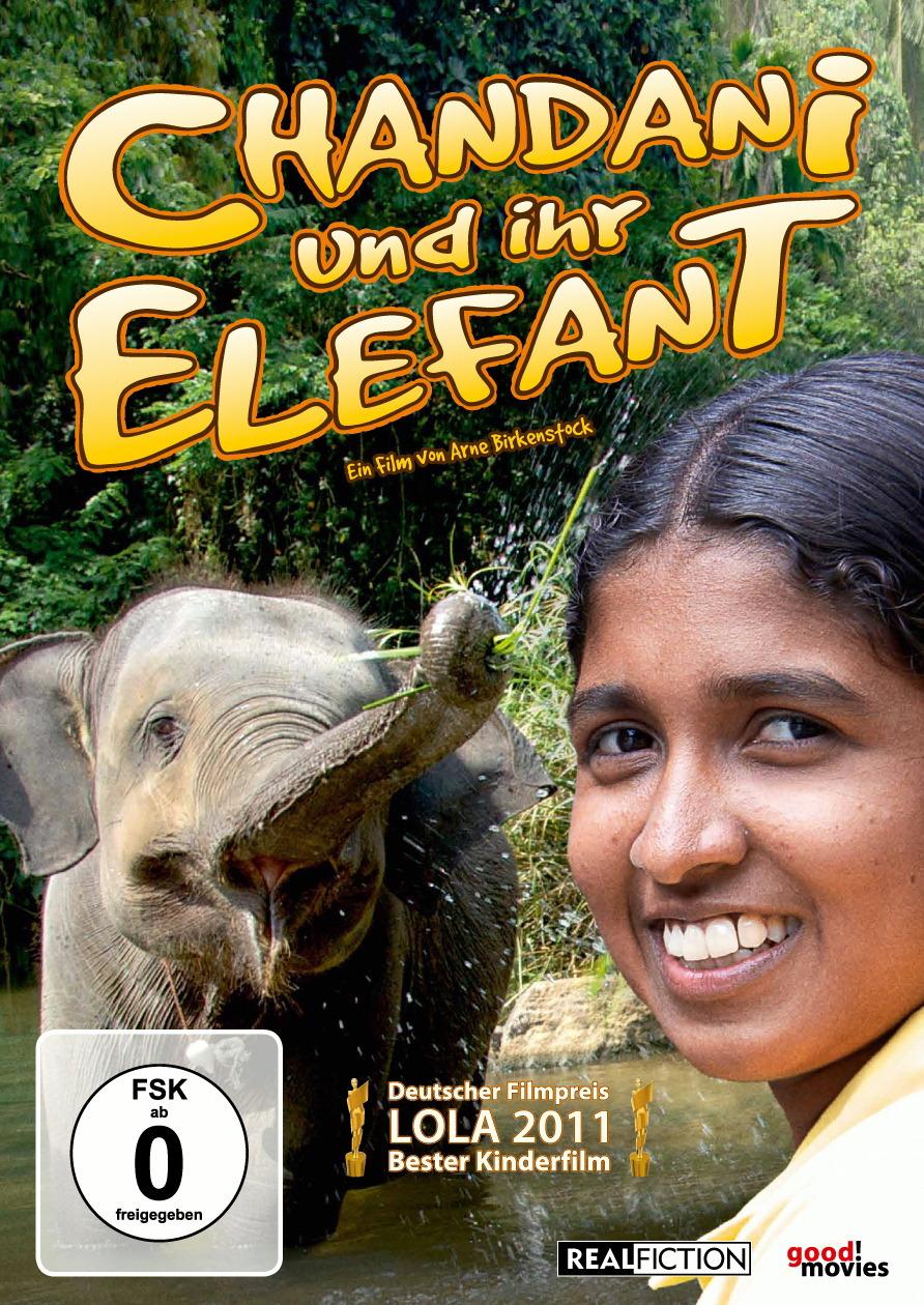 Chandani und ihr Elefant Poster