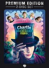 Charlie und die Schokoladenfabrik (Premium Edition, 2 DVDs) Poster