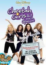 Cheetah Girls - Auf nach Spanien Poster
