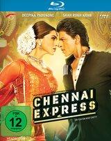 Chennai Express (+ DVD) Poster