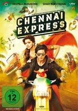 Chennai Express (Einzel-Disc) Poster