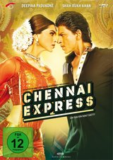 Chennai Express (Special Edition, 2 Discs) Poster