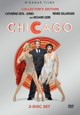 Chicago (Collector's Edition, 2 DVDs, Steelbook) Poster