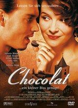 Chocolat (Steelbook) Poster