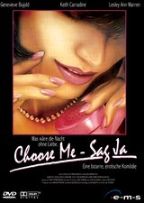 Choose Me - Sag ja Poster