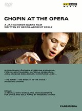 Chopin at the Opera Poster