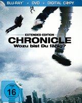 Chronicle - Wozu bist du fähig? (+ DVD, + Digital Copy, limitiertes Steelbook) Poster