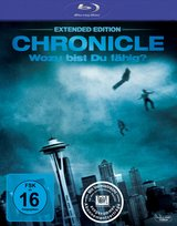Chronicle - Wozu bist du fähig? (Extended Edition) Poster