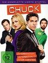 Chuck - Die komplette vierte Staffel Poster