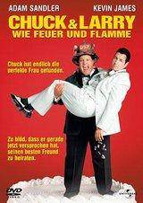 Chuck & Larry - Wie Feuer und Flamme Poster