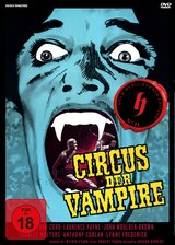 Circus der Vampire (Hammer Collection Nr.11) Poster