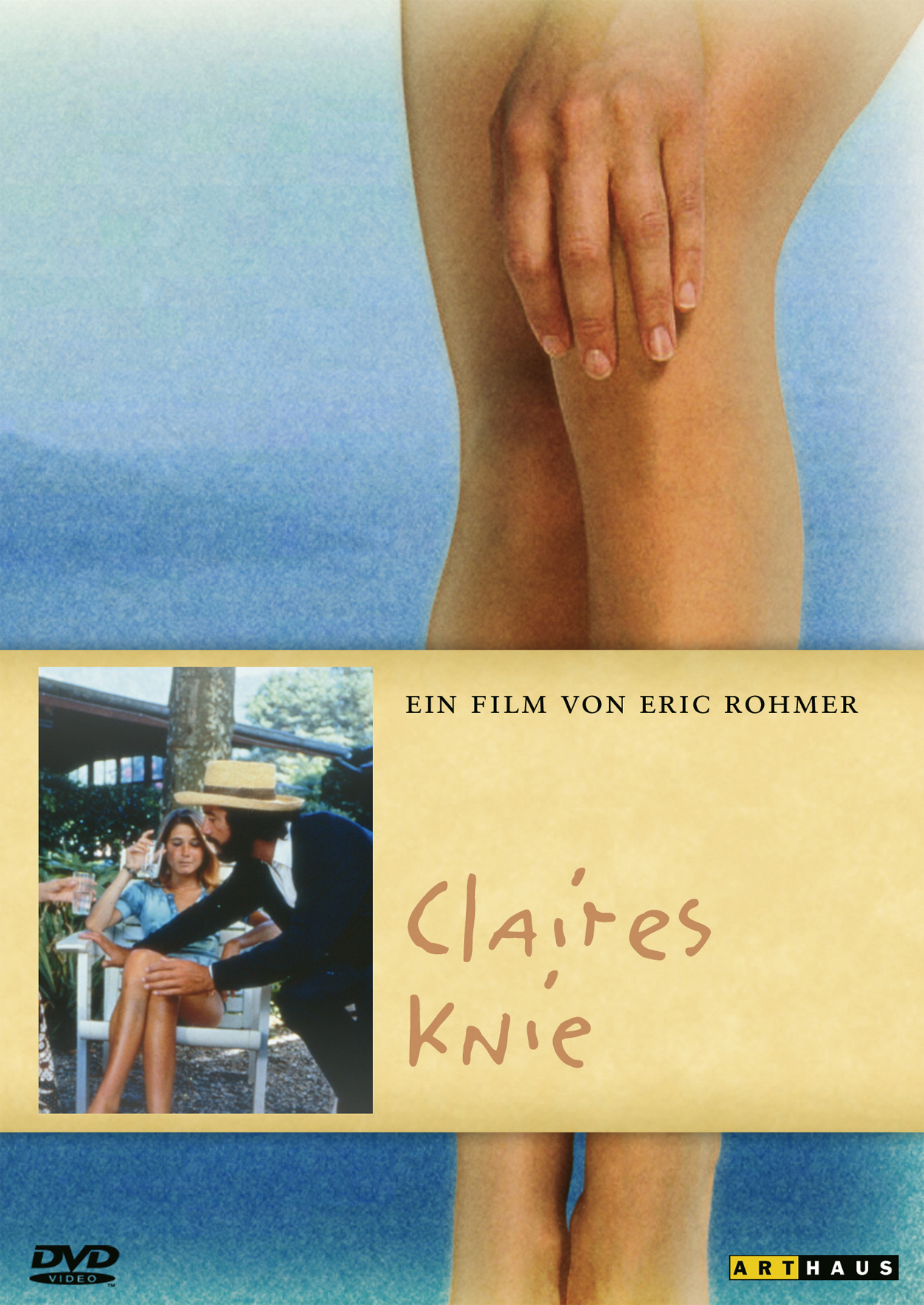 Claires Knie Poster
