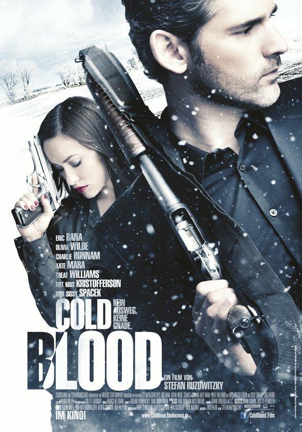 Cold Blood - Kein Ausweg. Keine Gnade Poster