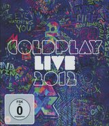 Coldplay - Live 2012 (+ Audio-CD) Poster