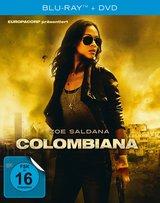 Colombiana (Steelbook, 2 Discs) Poster