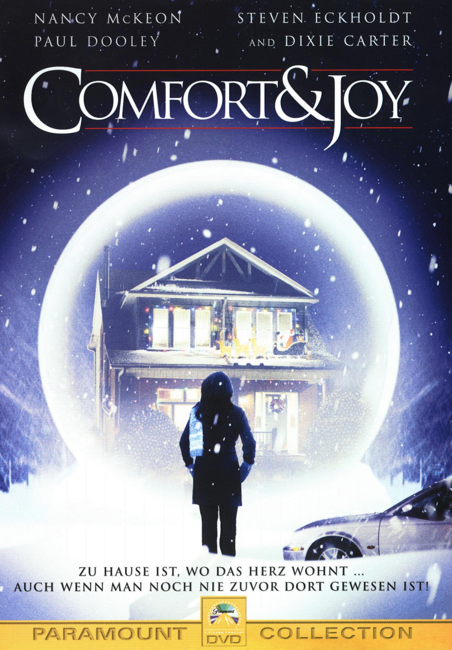 Comfort & Joy Poster