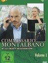 Commissario Montalbano - Volume I (4 DVDs) Poster