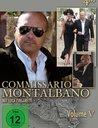 Commissario Montalbano - Volume V (4 Discs) Poster
