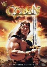 Conan, der Abenteurer - Staffel 1 (4 DVDs) Poster