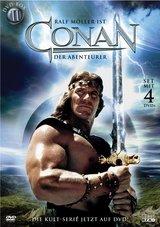Conan, der Abenteurer - Staffel 2 (4 DVDs) Poster