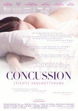 Concussion - Leichte Erschütterung Poster