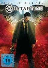 Constantine (Einzel-DVD) Poster