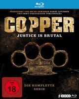 Copper - Justice Is Brutal: Die komplette Serie Poster