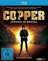 Copper - Justice Is Brutal. Staffel Eins (2 Discs) Poster