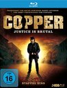 Copper - Justice Is Brutal. Staffel Eins (2 Discs) Poster