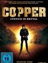 Copper - Justice Is Brutal. Staffel Eins Poster