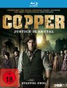 Copper - Justice Is Brutal. Staffel Zwei (3 Discs) Poster