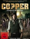 Copper - Justice Is Brutal. Staffel Zwei (4 Discs) Poster