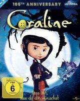 Coraline (Steelbook) Poster