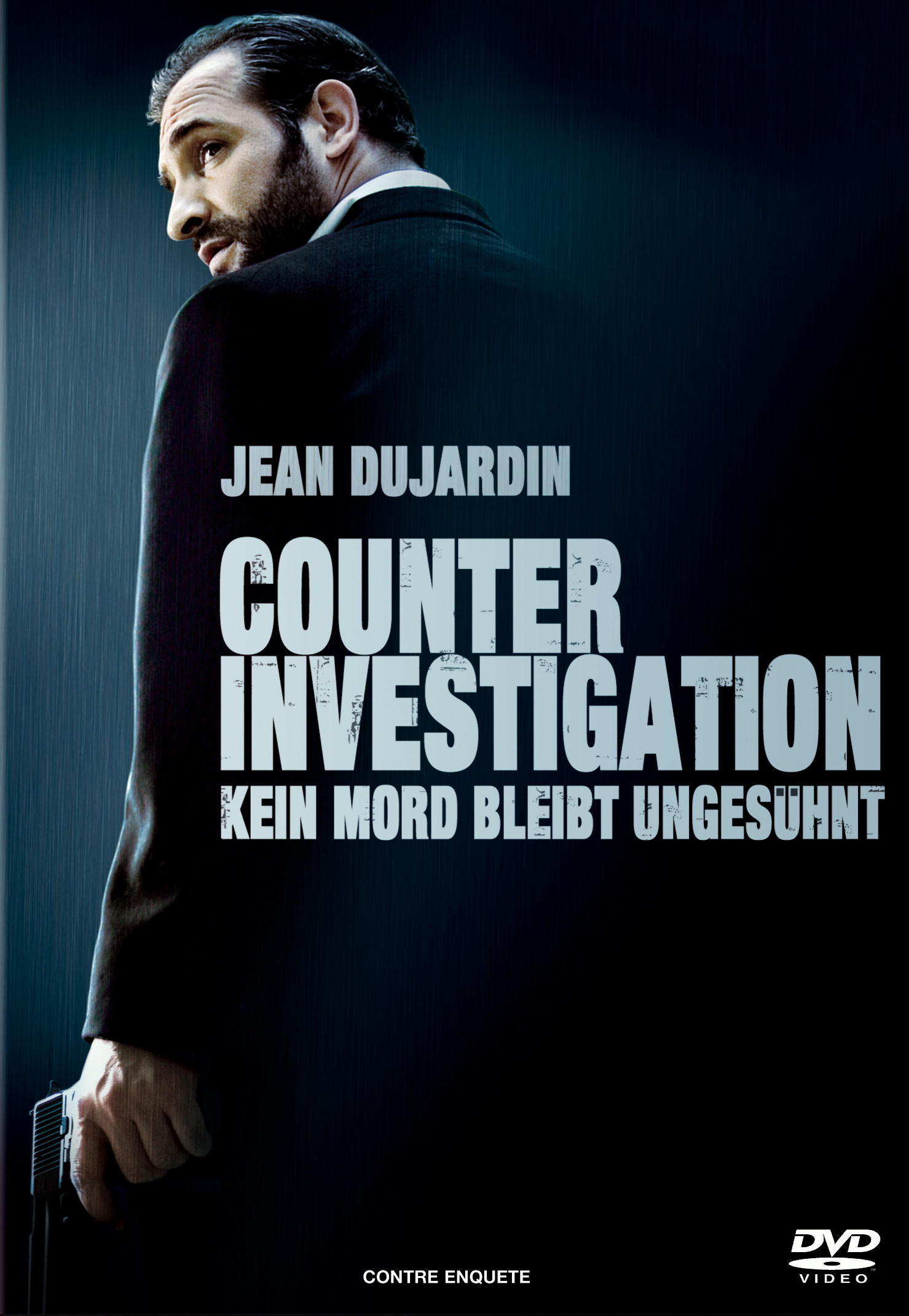 Counter Investigation - Kein Mord bleibt ungesühnt Poster