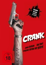 Crank (Extended Version) Poster