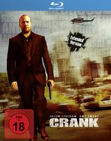 Crank (Extended Version, Limited Edition, Steelbook) Poster