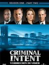 Criminal Intent - Verbrechen im Visier, Season One, Part Two (3 DVDs) Poster