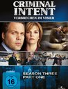 Criminal Intent - Verbrechen im Visier, Season Three, Part One (3 Discs) Poster