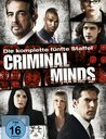 Criminal Minds - Die komplette fünfte Staffel (6 Discs) Poster