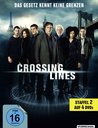 Crossing Lines - Staffel 2 (4 Discs) Poster