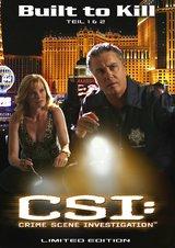 CSI: Crime Scene Investigation - Built to Kill Poster