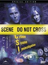 CSI: Crime Scene Investigation - Season 1.1 (3 DVDs) Poster